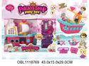 Изображение 978-4 пиратский корабль с куколками, в коробке 1118769